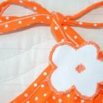 """Пляжный сарафан, детали отделки. Бурда """"Детская мода"""" 2012, мод. 635"""