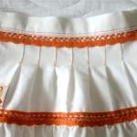 Кокетка и пояс юбки