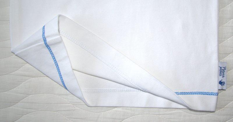 Низ футболки с рюшами (Оттобре №6-2013, мод. 14)