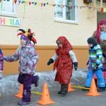 Наряд для праздника Масленицы в детском саду