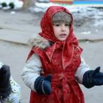 Наряд для Масленицы в детском саду