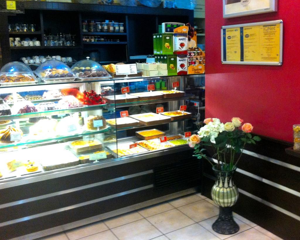 Прочие сладости в кафе MADO, Аланья