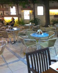 MADO - кафе с традиционным турецким мороженым