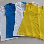 Трикотажные футболки на каждый день