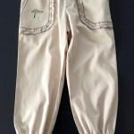 Школьные брюки перед