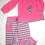 Домашний костюм для дочки