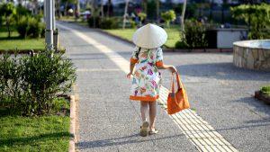 Платье для девочки по Бурде