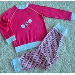 Сшить детскую пижаму