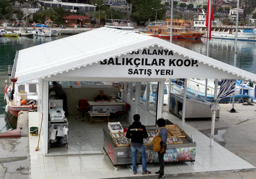 Аланья Турция фото