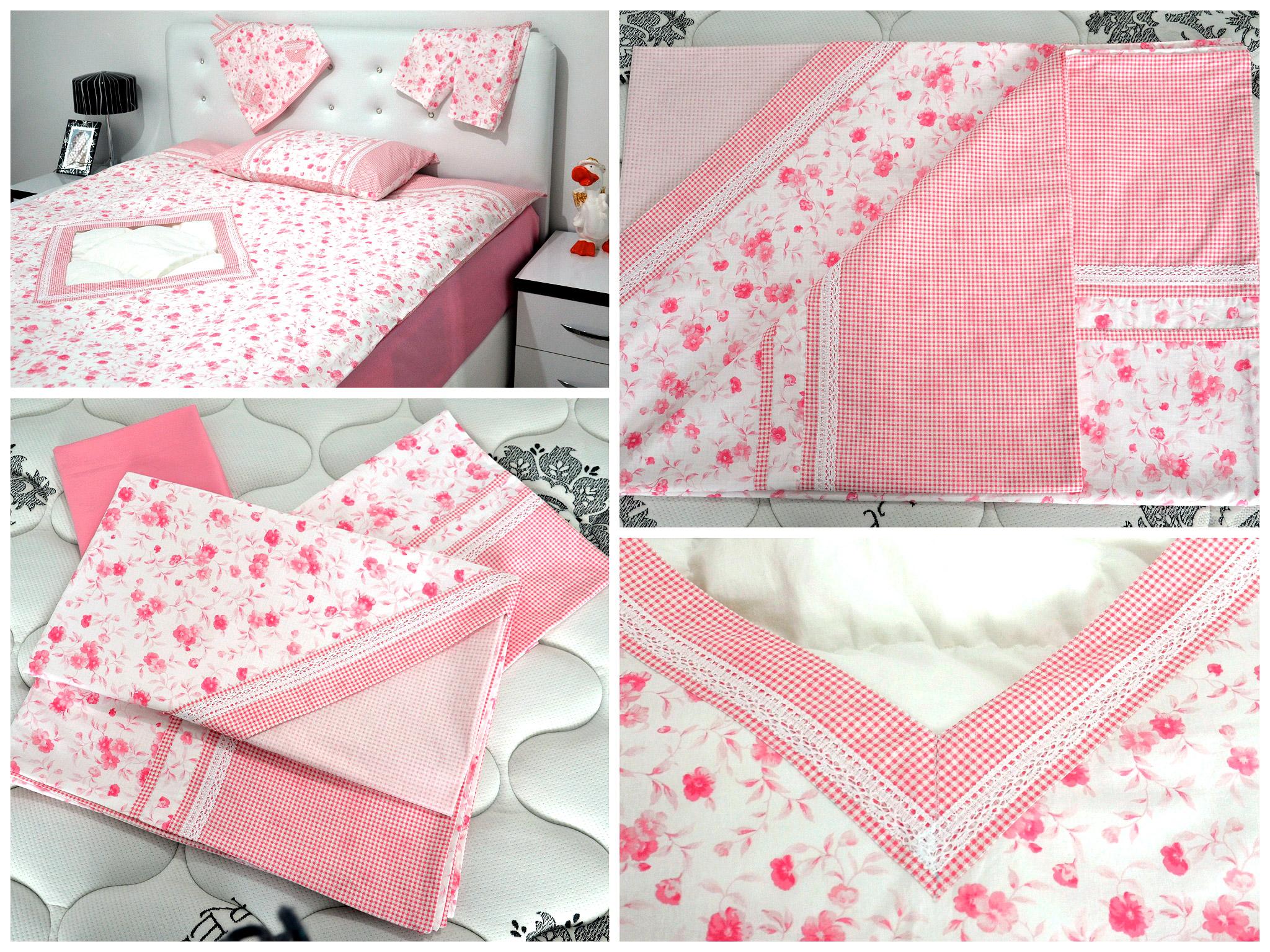 Сшить детское постельное белье
