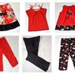Летняя одежда девочке