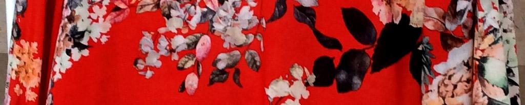 Блуза-муза и штаны, поднимающие настроение