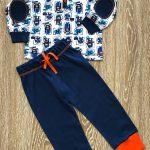 Детская пижама для мальчика фото