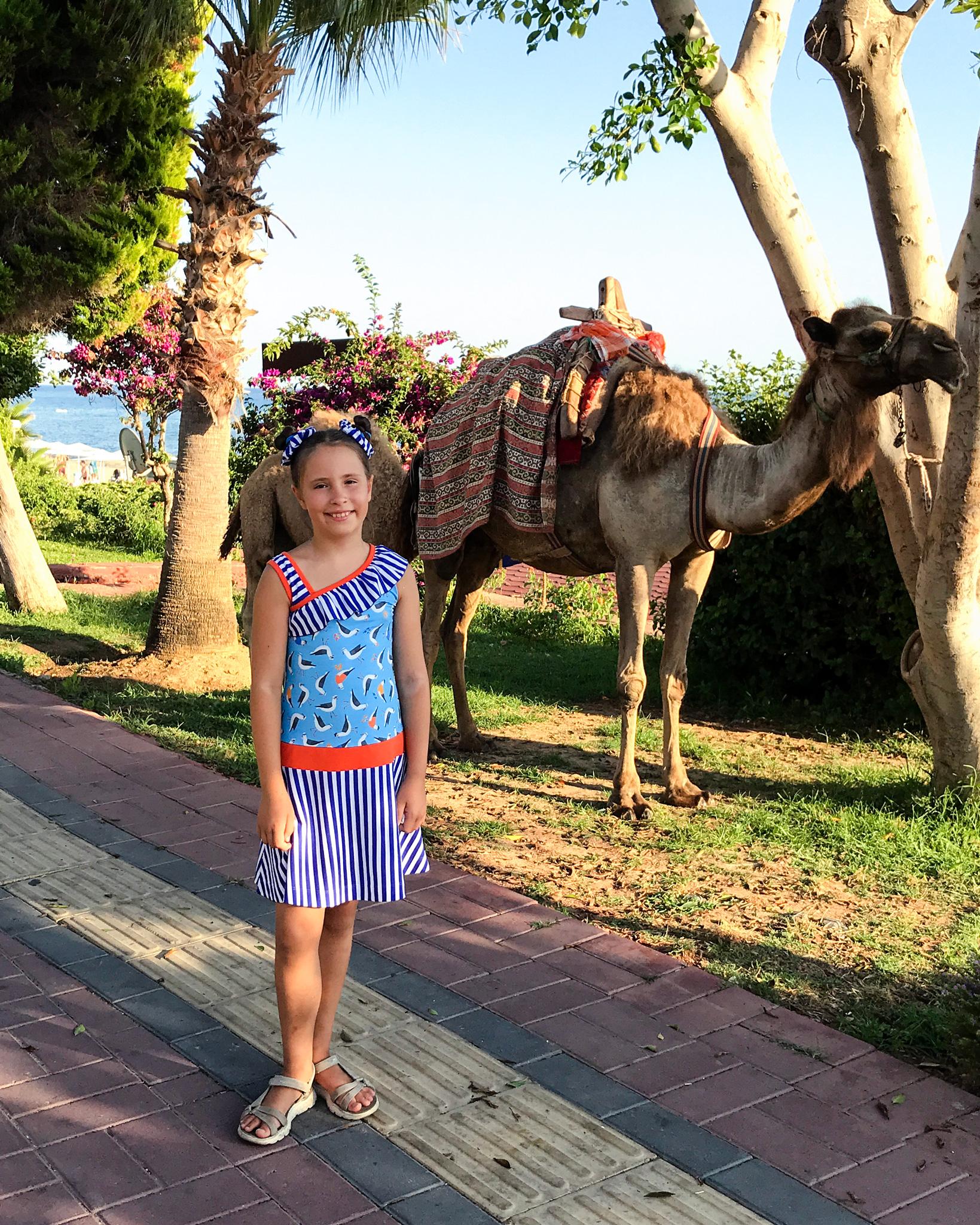 Сшить сарафан для девочки фото