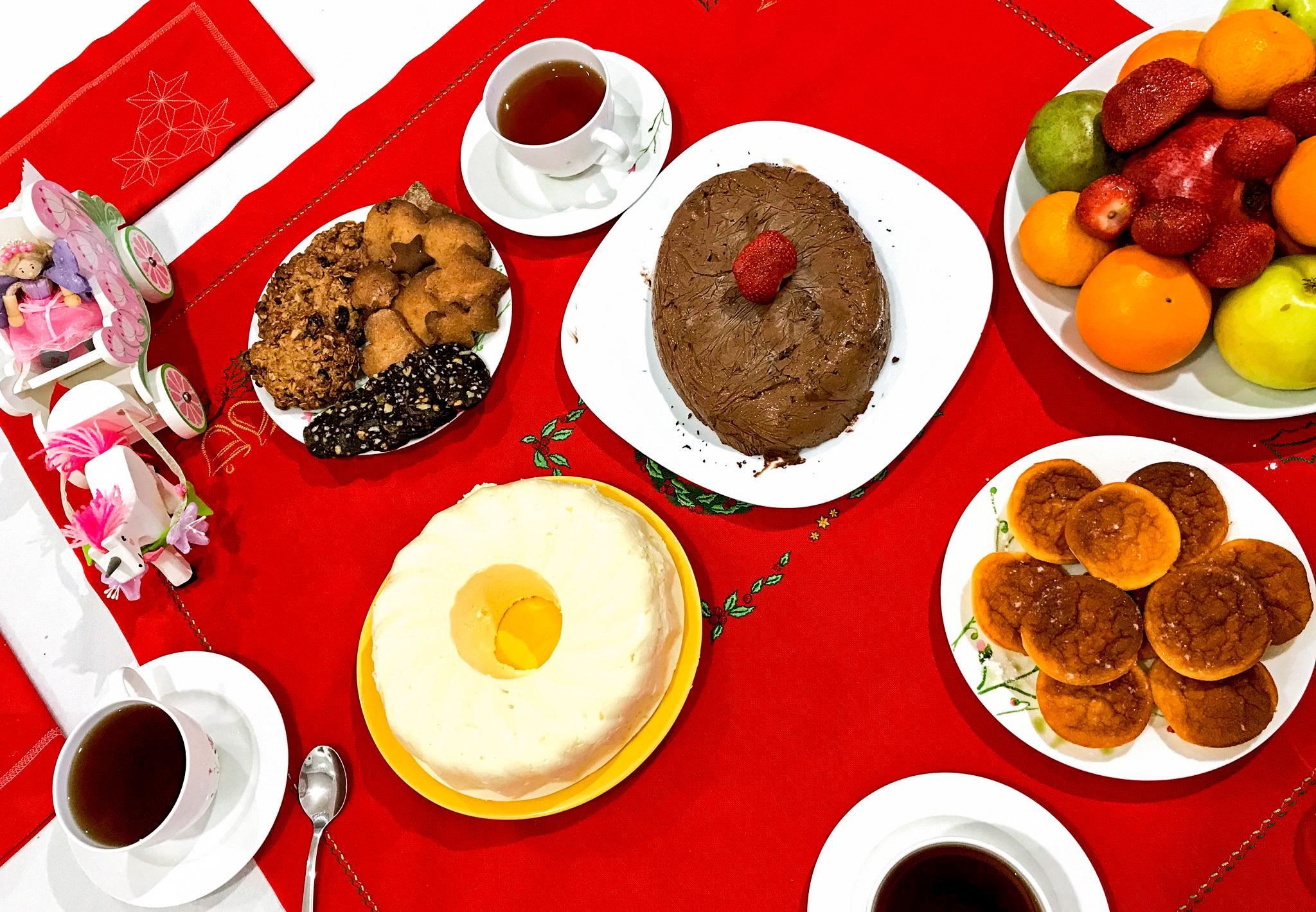 Новогодние рецепты десерты фото