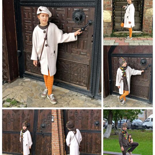 Пальто для девочки весна фото