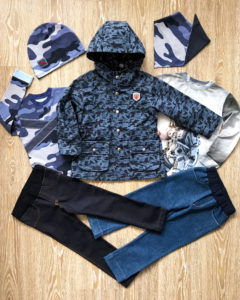Куртка стиль милитари фото